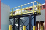 Corrosion No Threat to FRP Platforms