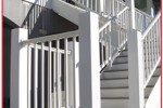 STRONGRAIL® Architectural Handrail Incorporated Into Hurricane-Proof Homes!