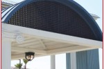 Molded Grating Adds Aesthetic Touch to Train Station