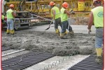 Fiberglass Decking Doubles as Stay-In-Place Concrete Forms