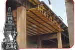 COMPOSOLITE® Scaffolding is Award Winning Choice for Bridge Repair