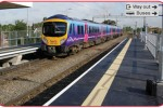 Train Station Platforms Use Strongwell Decking