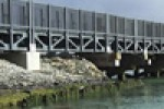 Leri Footbridge Built with Strongwell's Lightweight, Corrosion Resistant FRP