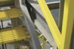 Fiberglass Grating & Handrail Safe Choice for Offshore Living Quarters Platform