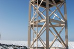 FRP Arctic Towers Project Wins Top Construction Award