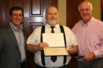 Jeff Ketron Retires after 8 years of Service!