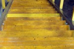 Stair Tread Stands the Test of Time Over 20 Years