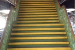 FRP Stair Tread Offers Fast Track Solution for Rail Operators