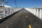 FRP Bike Path helps Cyclists and Pedestrians Gain Trail Access