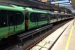 Fiberglass Grating Streamlines Safety for Rail System