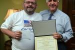 Joe Steele Retires After 20 years