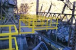 Fiberglass Eases Traditional Metal Handrail Challenges