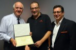 Bill Harlow Retires after 36 Years of Service from Strongwell!