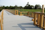 FRP Walkway Connects People with Nature