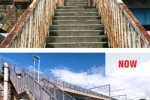 Composites Aid in Fencing and Handrail Refurbishment