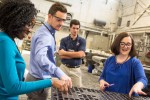 Gaining Business Principles through Manufacturing