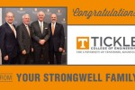 University of Tennessee Board Votes to Name College of Engineering after Strongwell Chairman, John D. Tickle