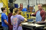 Initiating Workforce Development via Manufacturing