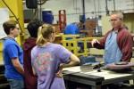 Initiating Workforce Development via Manufacturing