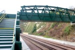 Resin Infused Hybrid Bridge System
