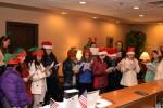 TechGYRLS Share Christmas Cheer