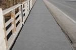 Can Fiberglass Decking be Used as a Permanent Walkway Add-On for Bridges?