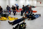 Safety Brigade Training in Mexico