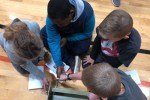 Elementary Students Get Introduced to Hands-On Assembly