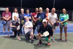 After Hours Racket with Employees