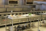Using FRP Products for Commercial Kitchens