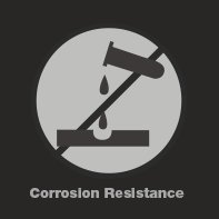 Corrosion<br /> Resistance