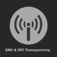 EMI & RFI Transparency
