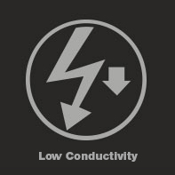Low Conductivity
