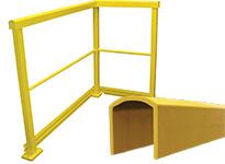 Handrail Amp Fencing Systems Fiberglass Industrial Railings