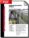 Baffle Panel Flyer