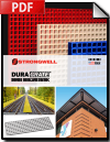 DURAGRATE ® brochure icon