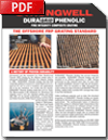 phenolic grating-flyer