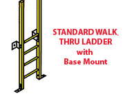 Ladder Worksheet - Walk Thru Ladder Worksheet for Base Mount Ladder