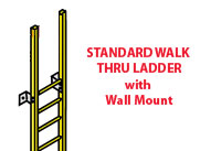 Ladder Worksheet - Walk Thru Ladder Worksheet for Wall Mount Ladder