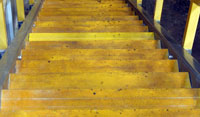 Stair Tread Manufacturing