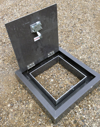 Fiberglass Cover Puts A Lid On Corrosion Issues Strongwell