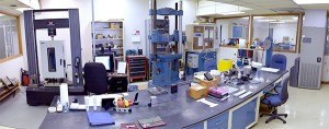 Mechanical Testing Room Pano