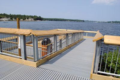 Pentwater Fishing Pier