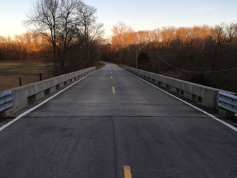 Gridform Greene County Bridge Missouri
