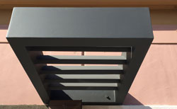 composite sunshade awnings