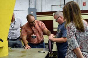 manufacturing in education