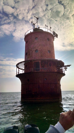 thimble shoals lighthouse