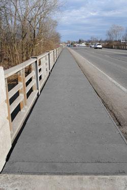 bridge walkway add on