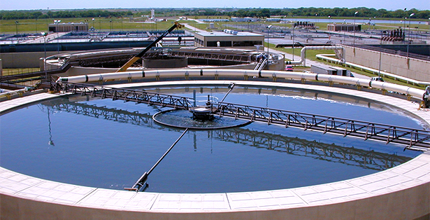 0554-Dallas WWTP Clarifier