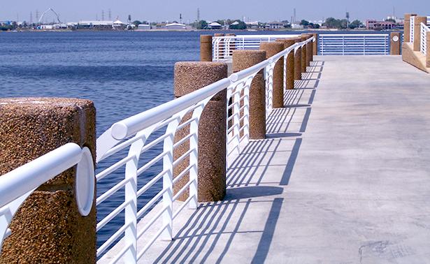 0560-Moody Gardens Day Dock Main